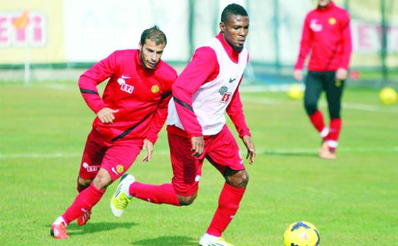 Jerry Akaminko has been included in Eskisehirspor squad