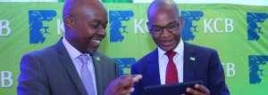 KCB-Group-CFO-Lawrence-Kiambi-L-and-Group-CEO-Joshua-Oigara-