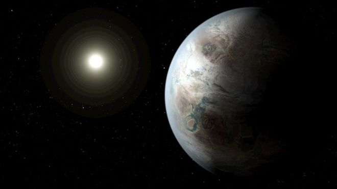 The orbital period of Kepler 452b is very similar to that of Earth