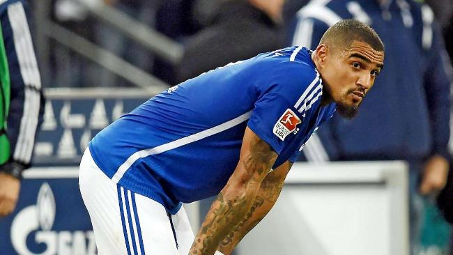 Kevin-Prince Boateng on the lookout for a new club