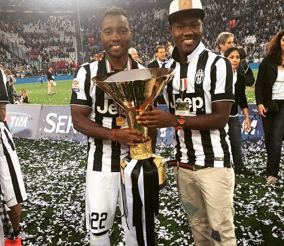 Kwadwo Asamoah has been a success since joining Juventus