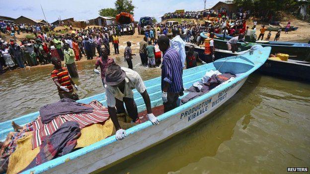Lake Victoria boat disaster