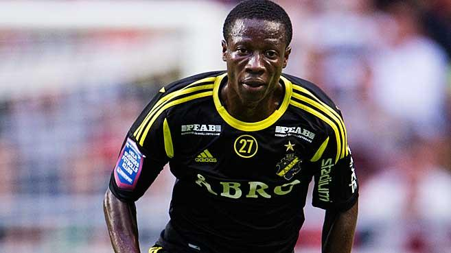 Promising Ghanaian youngster Ebenezer Ofori