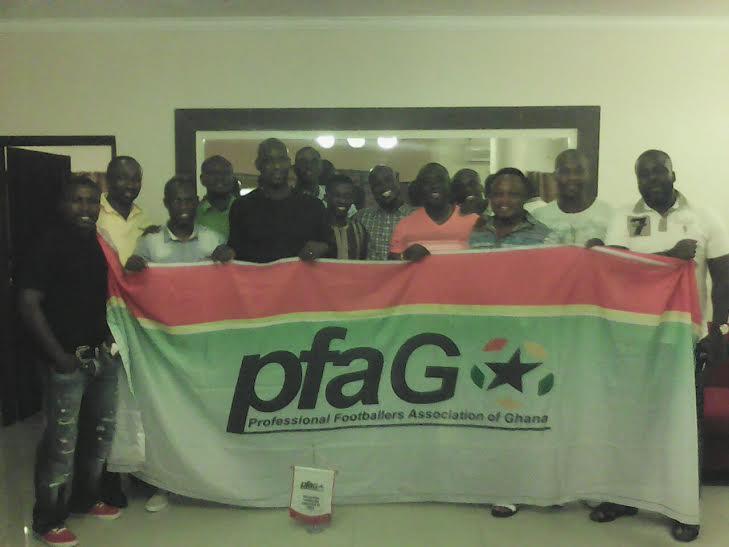 PFAG members met on Thursday
