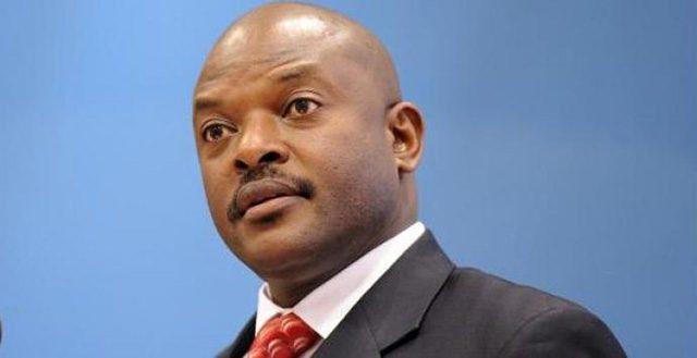 Pierre Nkurunziza