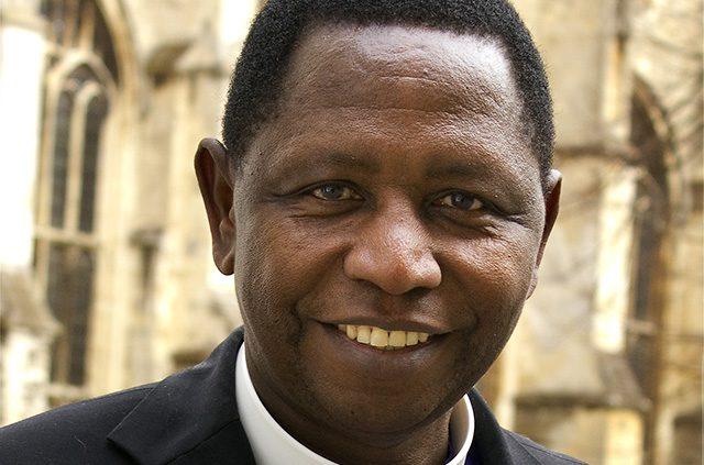 Archbishop of the Church of Uganda Stanley Ntagali