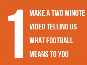 You can win the chance to become a television show presenter of a football television programme for a global media outfit and travel around the world to watch football matches. We?re in search of 6 football fanatics that want to tell football stories on every corner of the globe. People that not only love the game but live it too. So, whether you?re in Accra, Kumasi, Lagos, Abuja, Johannesburg, Melbourne or Montevideo, Bogota or Brussels, as long as you LOVE Football, this is the competition for you. Spanning six continents over a six month period an epic search is on to find six new presenters for Copa90, a football television show dedicated to fans and presented by fans. To enter: Create a two minute clip showing us, in the most unique & passionate way, how much football means to you. Upload it to YouTube, email the link to insearchof@copa90.com or tweet it to @copa90 with the hashtag #copa90search How To Enter?
