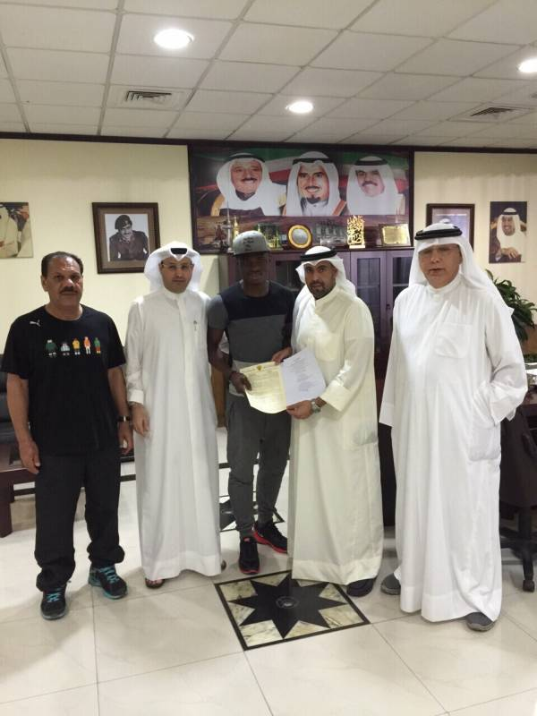 Ghana defender Rashid Sumaila signs for Kuwaiti side Al Qadsia