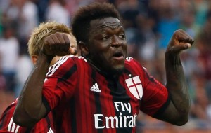 Sulley Muntari insists he had no furious bust-ups with AC Milan coach Filippo Inzaghi after intense speculation that he fought the manager resulting in his decision to leave the Italian club for Saudi Arabian giants Al-Ittihad.