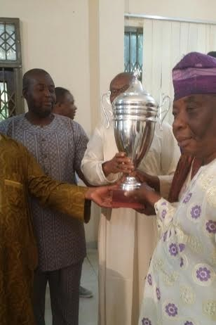 The Sheikh Nuhu Shaributu trophy will be up for grabs