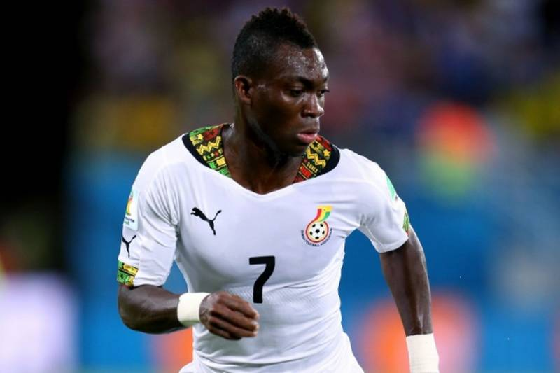 Ghana and Bournemouth winger Christian Atsu