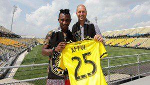 REVEALED: Ex-Ghana defender Joe Addo facilitated Harrison Afful's move to Columbus Crew