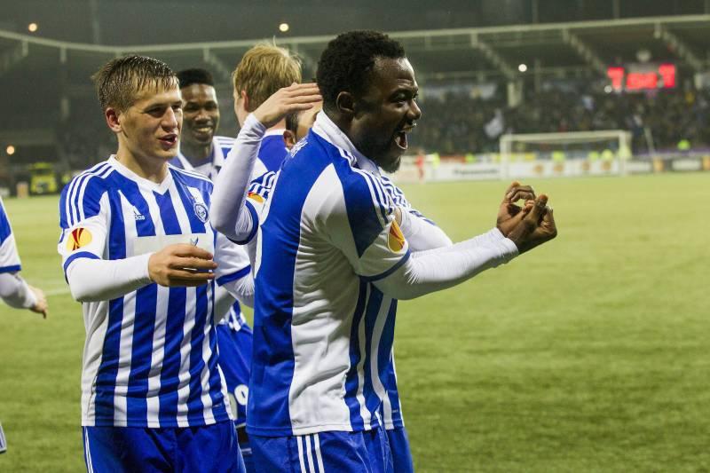 Ghana defender Gideon Baah