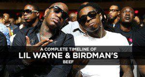 Birdman and Lil Wayne