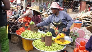 Markets closed in two Tongu Districts to contain COVID -19