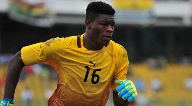Young Hearts of Oak goalkeeper Seidu Mutawakilu
