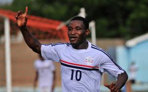 Liberty Professionals midfielder Kennedy Ashia