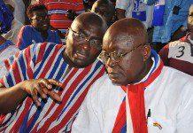 Nana Addo and Dr. Bawumia