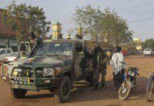 Mali shooting