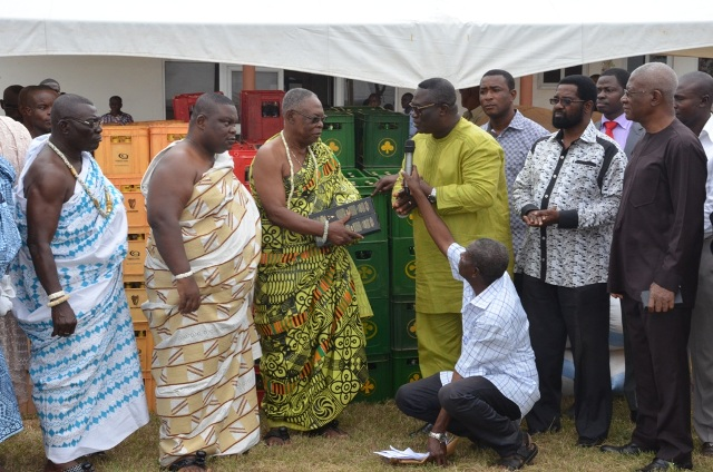 Afotey Agbo and Ga Chiefs