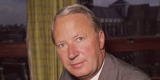 Former British Prime Minister Edward Heath