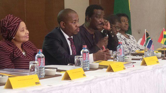 Mr Kweku Ricketts Hagan, Deputy Minister of Trade and Industry