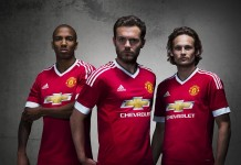 MANCHESTER UNITED HOME KIT