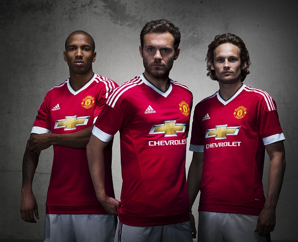 8d876ed29 ADIDAS launch new Manchester United kit and you can get it here in ...