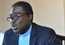 Reverend Dr Kwabena Opuni-Frimpong