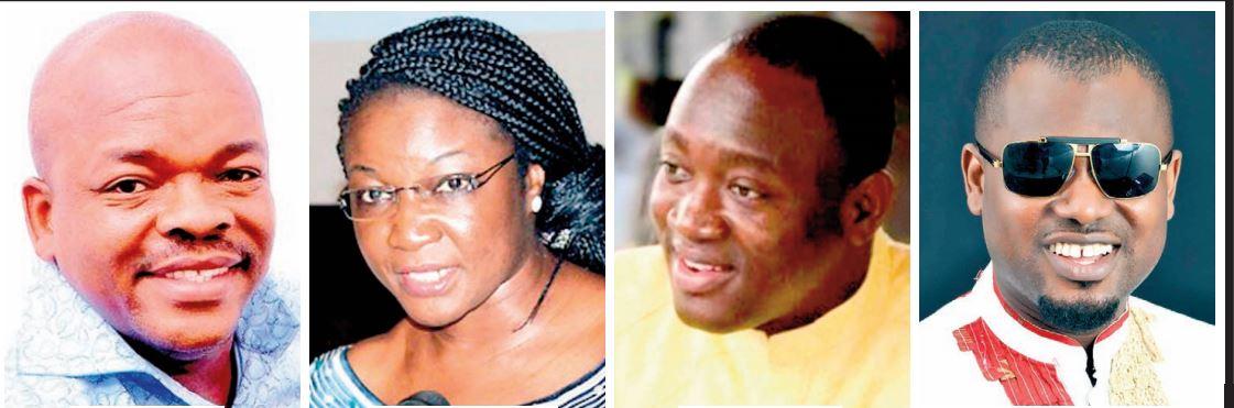 NDC Parliamentary Candidiates