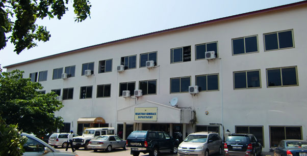 Registrar-General Department