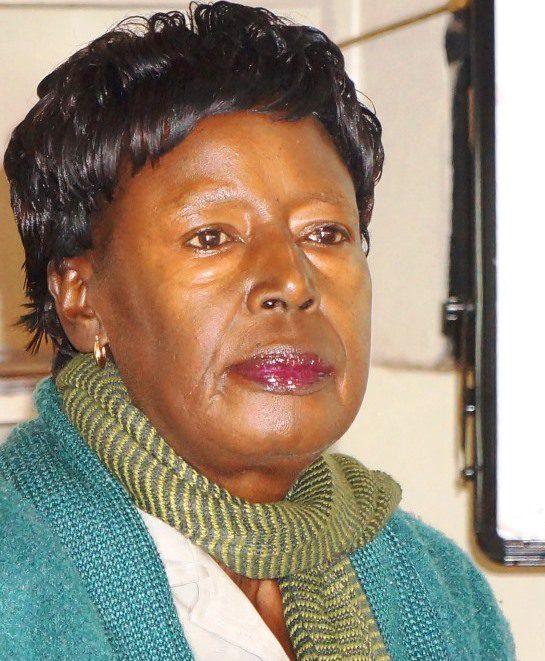 Ruth Wariaro