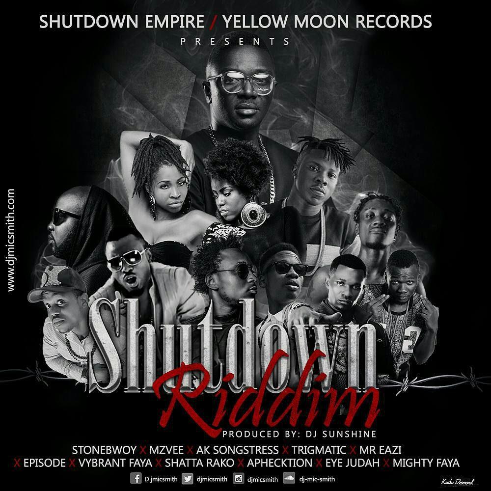 Shut Down Mixtape