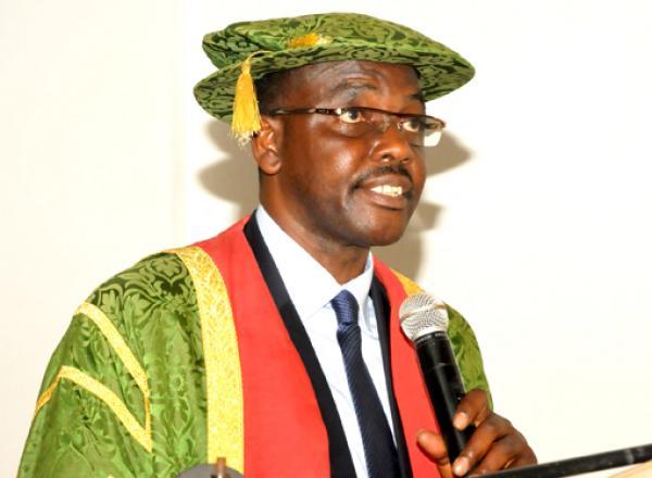 Prof. William Otto-Ellis