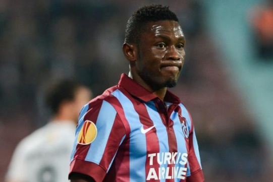 Abdul Majeed Waris has joined Lorient