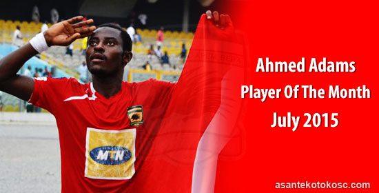 Ahmed Adams