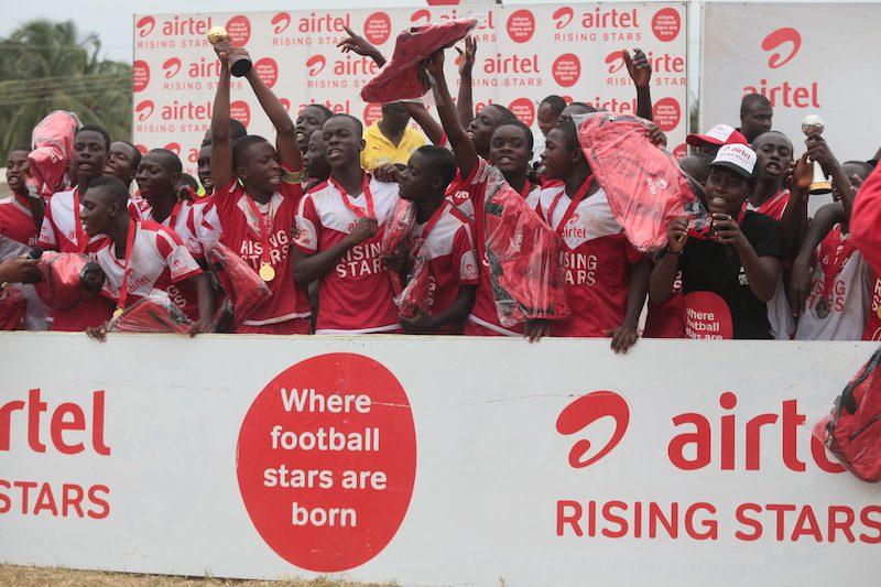 Greater Accra Team win Airtel Zone championship.