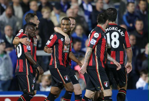 Christian Atsu Debuts For Bournemouth In Capital One Cup