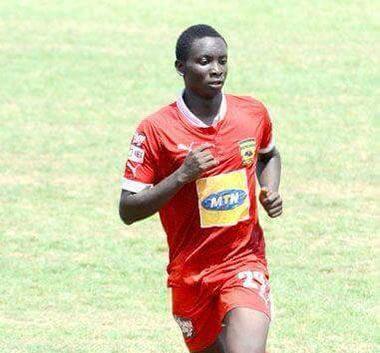 Daudau Mohammed is back for Asante Kotoko