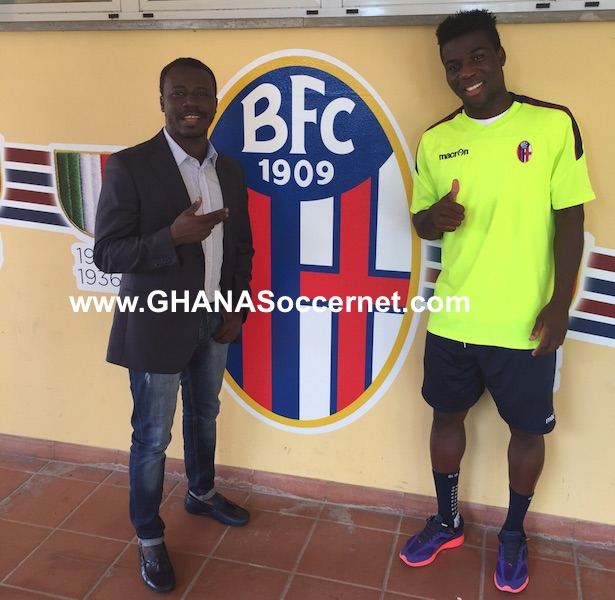 Oliver Arthur and Godfred Donsah