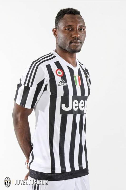 Ghana midfielder Kwadwo Asamoah