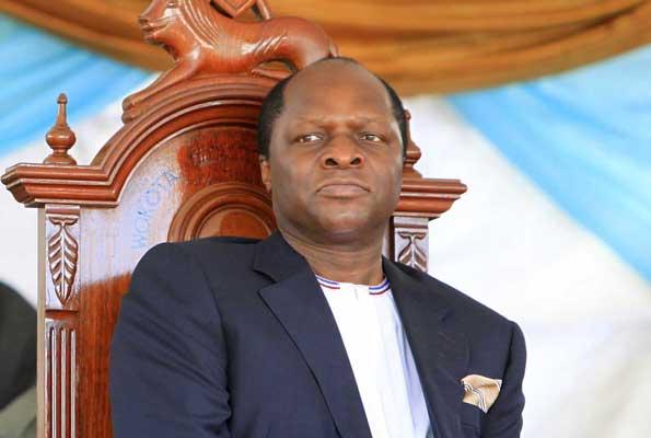 Kabaka Ronald Muwenda Mutebi II