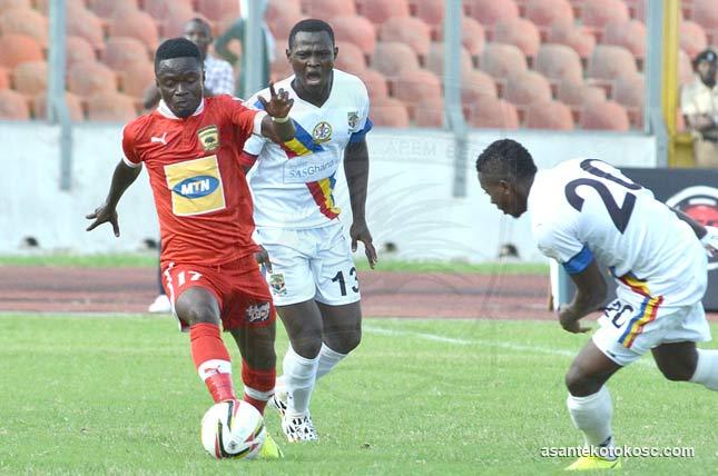 Asante Kotoko and Hearts of Oak
