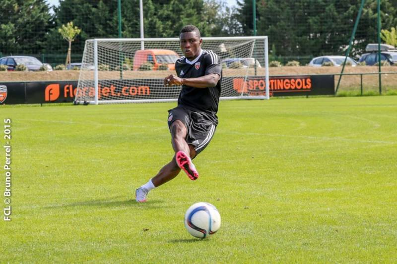 Majeed Waris included in Lorient squad to face Bastia