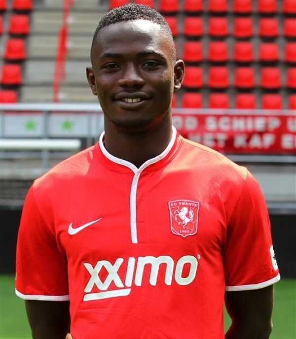 Mustapha Yahaya is likely to have his contract terminated by FC Twente