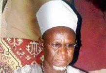 The late Naa Dasana Abdulai Andani II