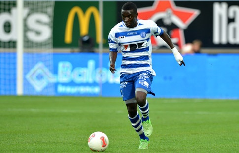 Nana Asare excelled on Friday night