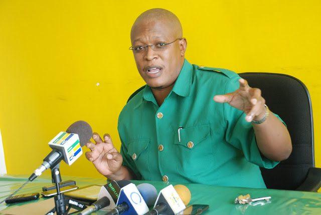 Chama Cha Mapinduzi (CCM) Ideology and Publicity Secretary, Mr Nape Nnauye