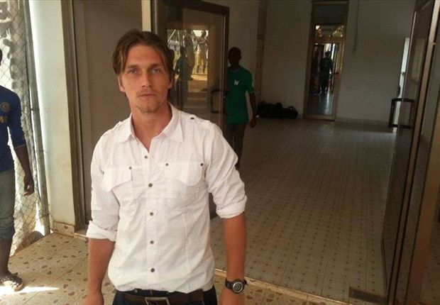 Medeama head Coach Tom Strand