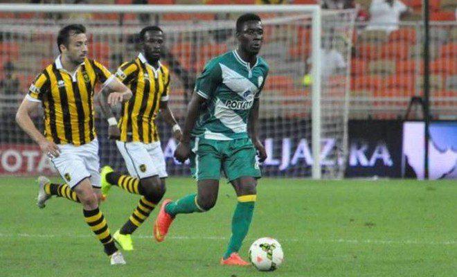 Winful Cobbinah to face Sulley Muntari in Saudi league opener
